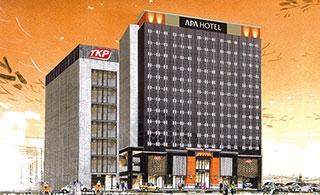 『TKPガーデンシティ仙台駅北』、2018年10月12日オープン予定! 宴会場と会議室、宿泊機能を兼ね備えたビジネスや観光にも最適な施設です。