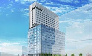 2019年4月1日、「TKPガーデンシティPREMIUM広島駅北口」がオープン!JR広島駅徒歩3分 注目の新複合施設内に、18名~最大274名まで収容の全7室。